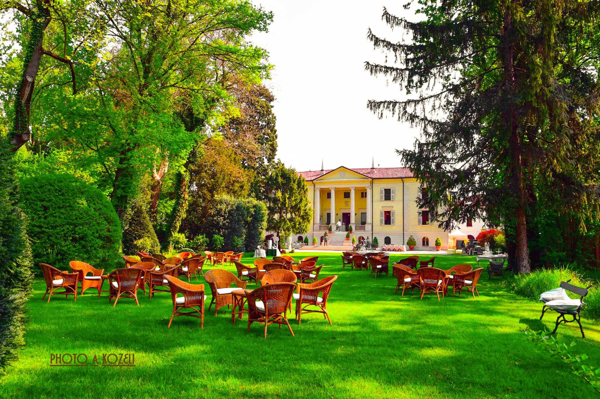 Giardino Villa Di Bagno (MN)